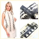 Pia Rossini Raimonda Summer Scarf Ladies Gift Womens Xmas Christmas birthday